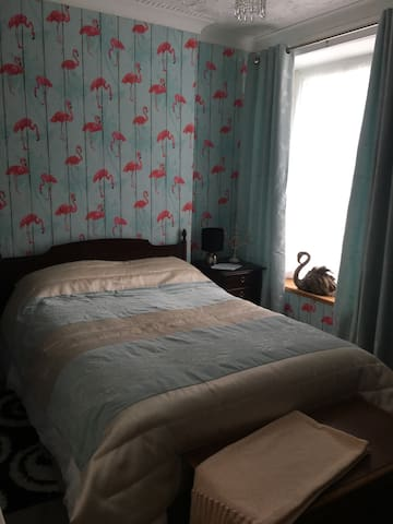 Flamingo , D /bed & light breakfast - Carmarthen