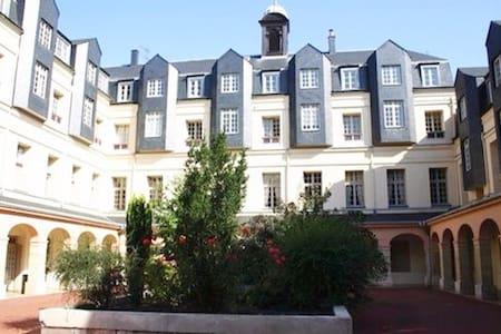 UN HAVRE DE PAIX en plein centre - Rouen - Lejlighed