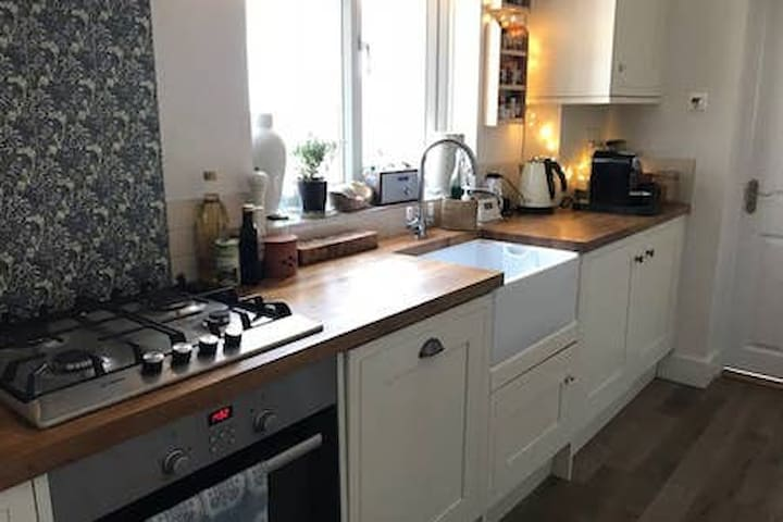 Beautiful Flat easy travel to central London