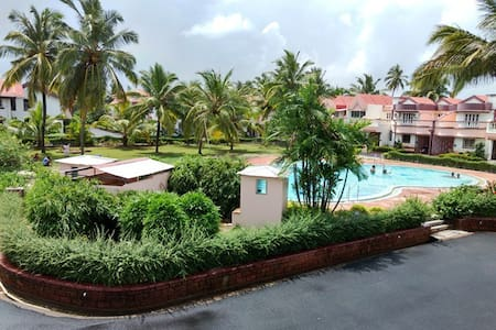 Lotus Row-Villa INNGOA Homes $2 - Benaulim - Villa