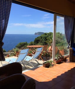Guest House. Magnificent ocean views . - Pension