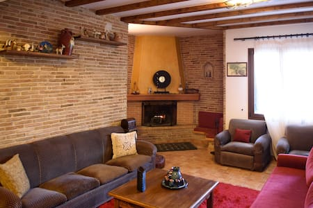 Villa Mainalo - House near the Forest & Ski resort