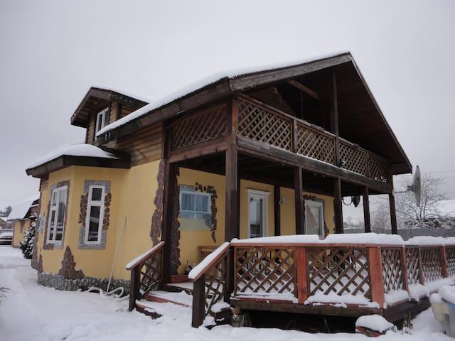 Уютный,теплый дом в финском стиле. - Агафоново - Дом