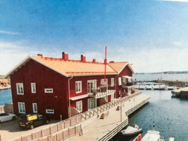 New and spectacular flat on seaside - Smögen - Apartment