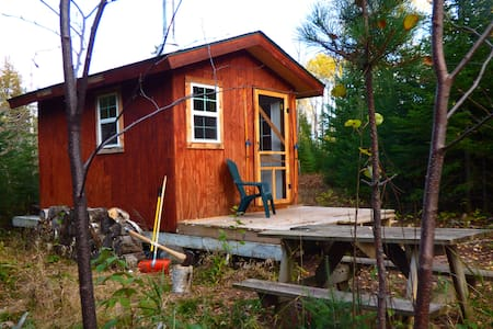 "Bally Creek Cabin's ""MC""  (Mary Catherine)"