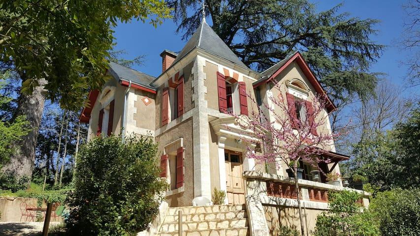 Grande Villa 1920 en Périgord noir - Sainte-Alvère - Casa
