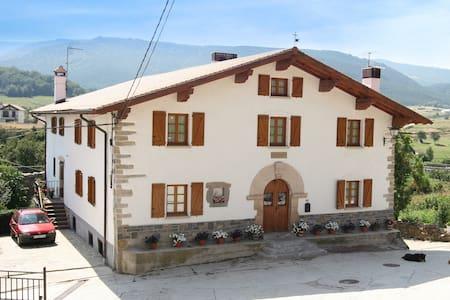 Casa Rural ZABALEA - Erro