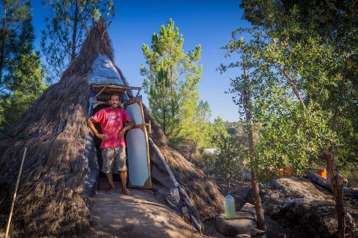 PEP Eco-Tipi Experience - Monsanto - 圓錐形帳篷
