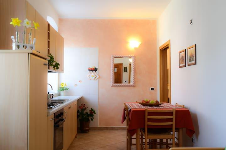 Appartamento famiglie Val di Non