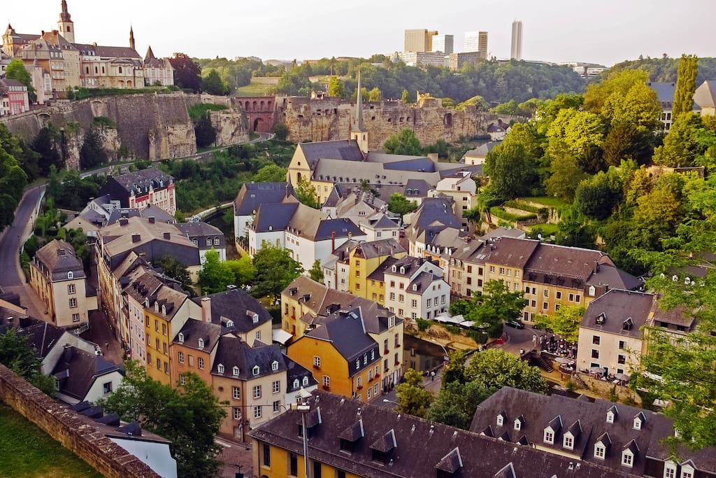 Beautiful luxembourg