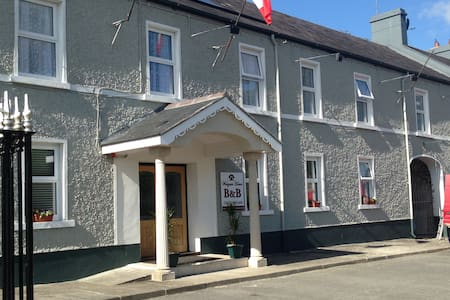 Bed and Breakfast Strokestown - Strokestown - Szoba reggelivel