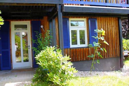 Sonnige Ferienwohnung mit Terrasse - Bad Wildbad - Wohnung