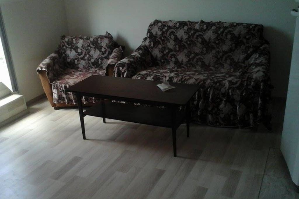 sofa bed and single