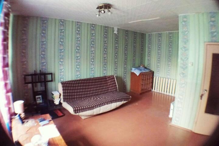 Квартира у Белого моря, на острове Ягры