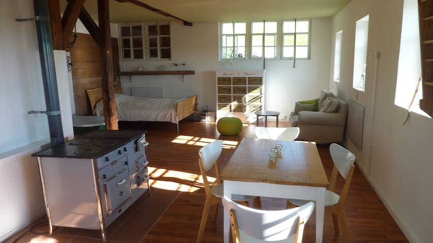 Charming Vacation Rental - Rehetobel - Appartement