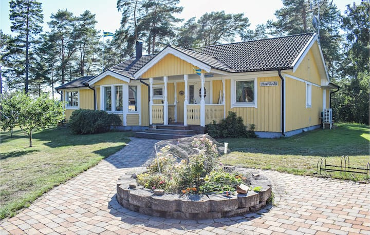 Beautiful home in Mönsterås with 3 Bedrooms
