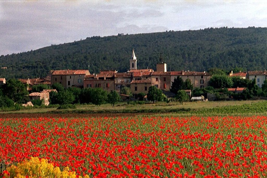 Village de Tavernes