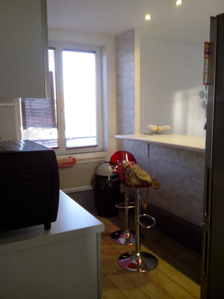 Apartment 80m2, 5min to the center...Welcom ! !