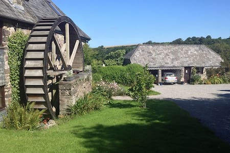 Miller's Rest Cosy Barn Conversion - Quither, Tavistock,