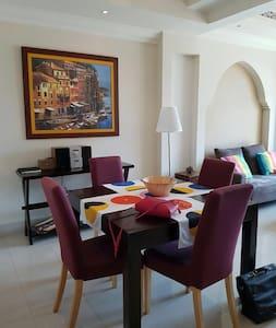 Cozy apartment in Downtown island - Dubai