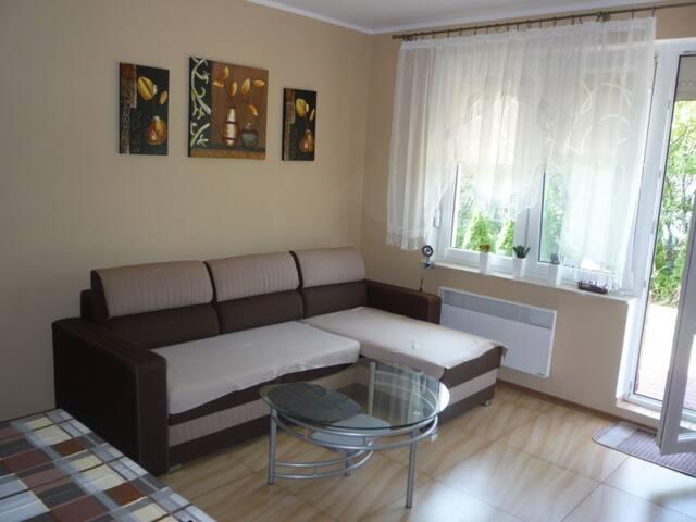 Apartament Krynica Morska morze las - Krynica Morska - Apartemen