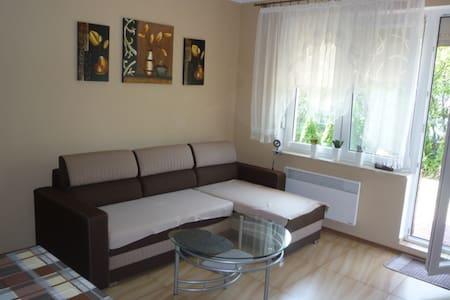 Apartament Krynica Morska morze las - Krynica Morska - Huoneisto