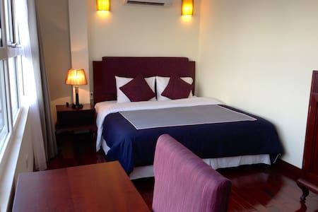 Serviced Apartment with Lake View - Hanoi