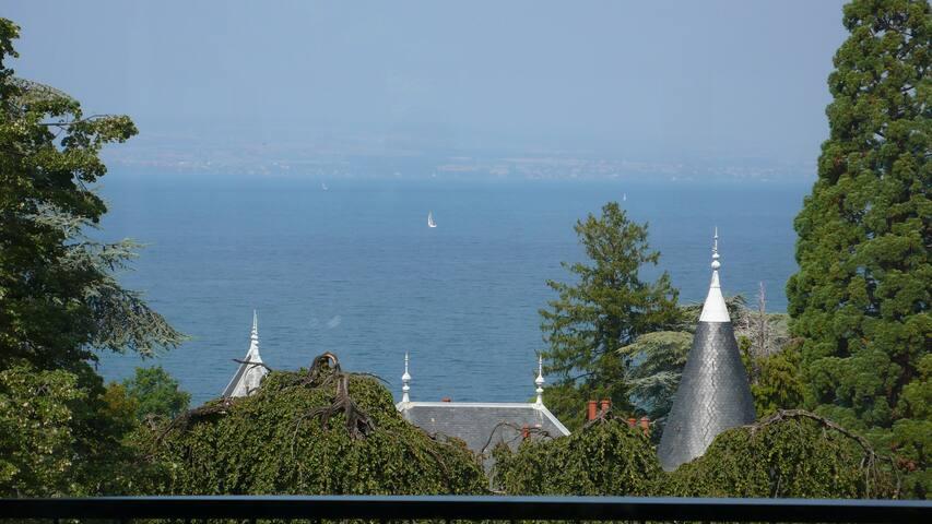 Magnifique maison vue sur lac