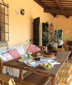 County house on Cesena hills - San Tomaso Cesena