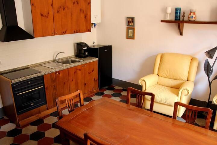 Appartamento completo situato a Saltino