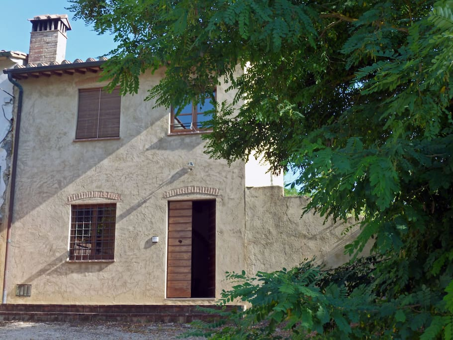 Ancicucco house breathtaking view houses for rent in san for Rent a house in tuscany