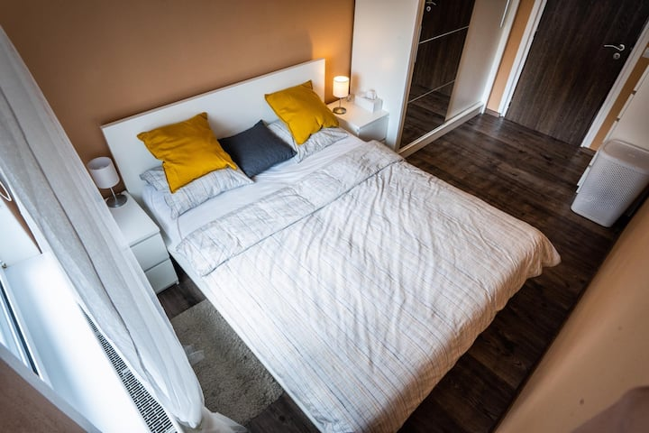 Samostatný byt ve St. Splavech u Máchova jezera