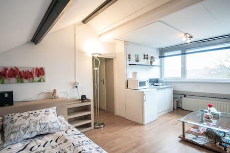 cozy studio at Amsterdam Schiphol - Uithoorn - 独立屋