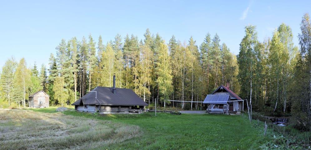 Brookside Cottage (wilderness cottage)