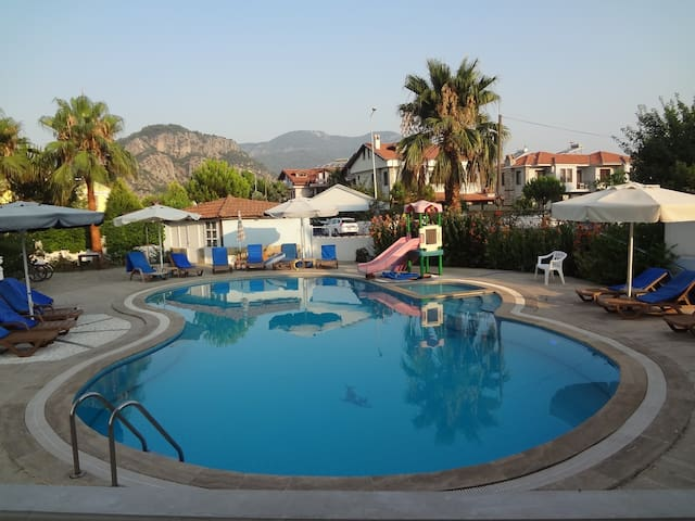 mavikosk apartment dalyan