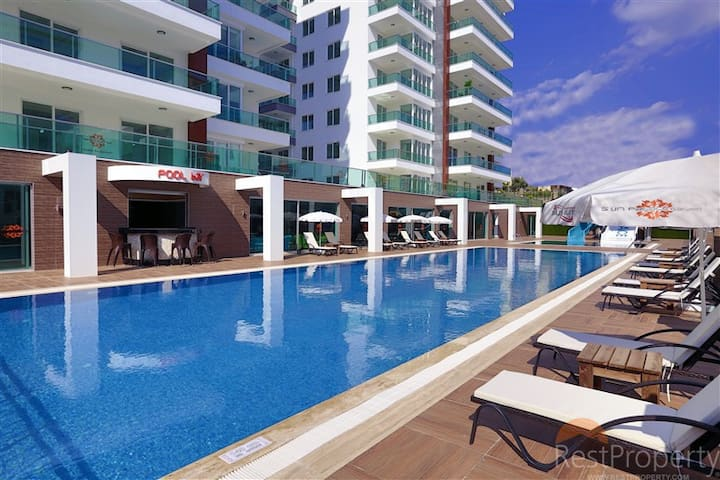 1 + 1 Premium apartments (Swimming pools + SPA)