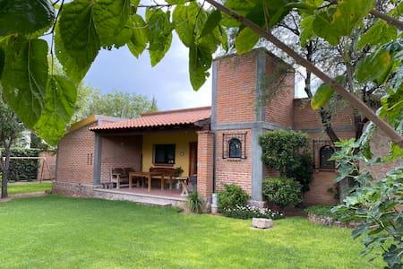Linda casa de campo a 20 min. de Aguascalientes