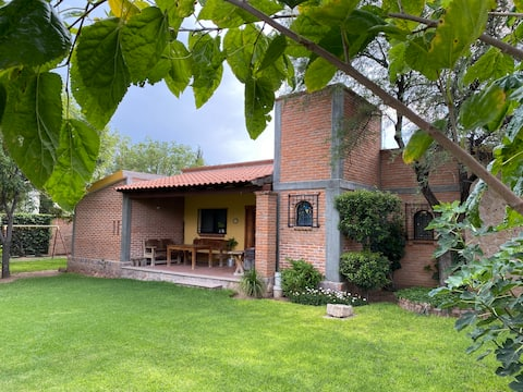 Nice cottage 20 min. from Aguascalientes