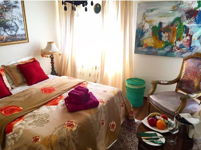The Fancy Room