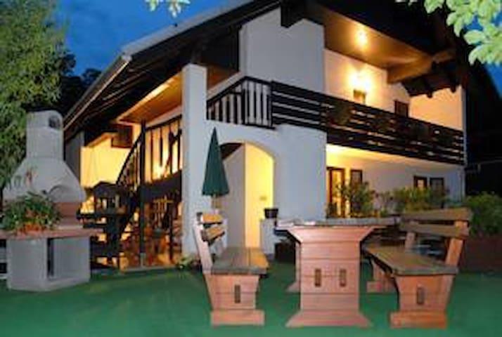 Superior apartment Florjana - Zgornje Gorje - Casa