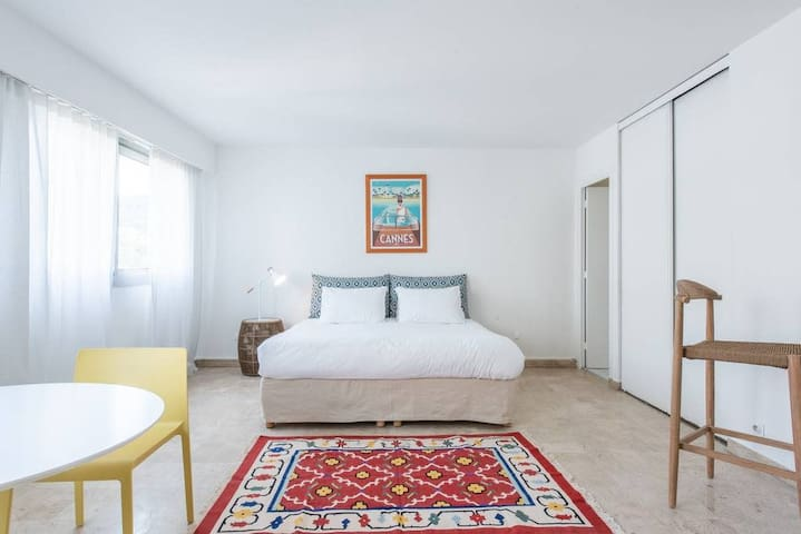 Lovely Studio in Cannes, 2 pax (Apt 502)