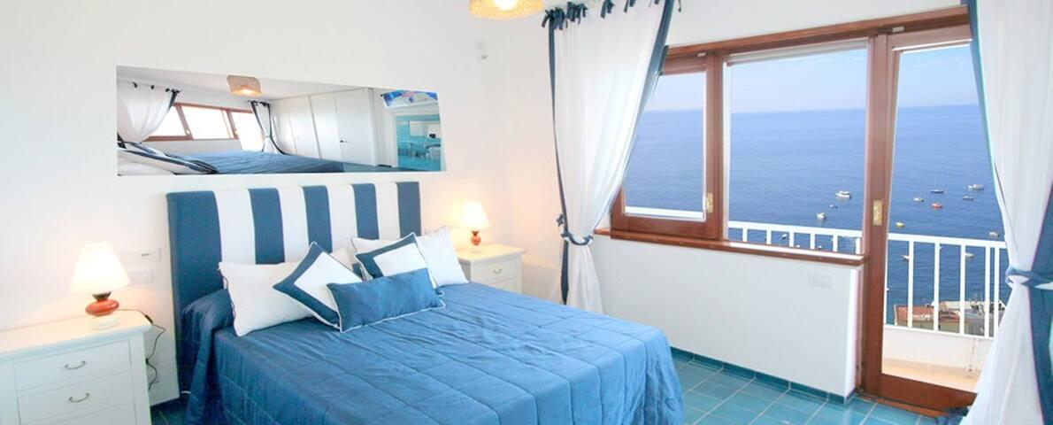 Apartment Aquamarine sea view - Massa Lubrense - Daire