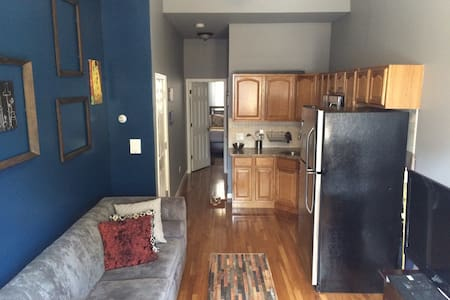 1 bd. 15 mins to NYC Times Square - Διαμέρισμα