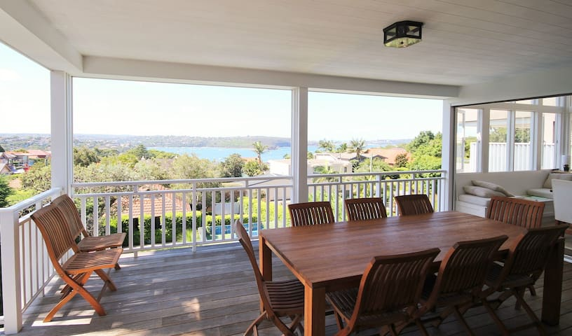 5br luxury family home in Mosman