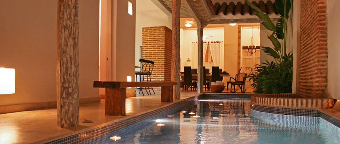 Exclusive Luxury Home Best-Location - Cartagena - Talo