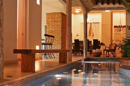 Exclusive Luxury Home Best-Location - Cartagena - Hus