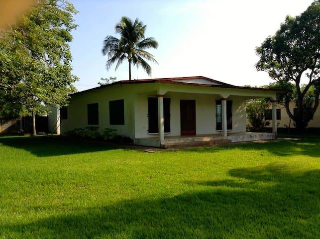 Casa/House @ Tlacotalpan, Veracruz - Tlacotalpan - Huis
