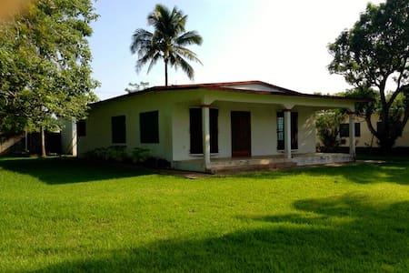 Casa en Tlacotalpan, Veracruz - Tlacotalpan