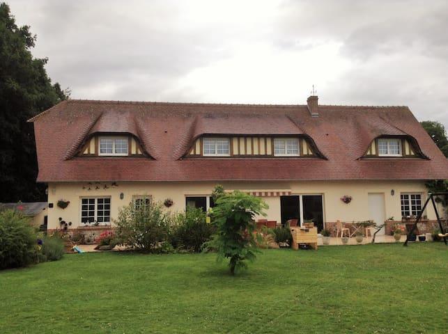 Appt 4 personnes avec terrasse - Sainte-Marie-des-Champs - Flat