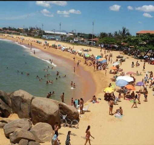 Barra do Jucu,o lugar ideal para suas férias